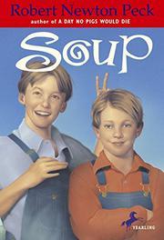 SOUP by Robert Peck