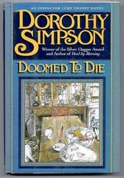 DOOMED TO DIE by Dorothy Simpson