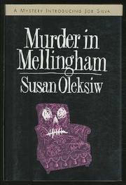 MURDER IN MELLINGHAM by Susan Oleksiw