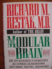 THE MODULAR BRAIN by Richard M. Restak