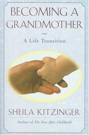 BECOMING A GRANDMOTHER by Sheila Kitzinger