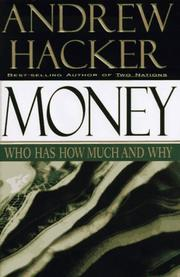 Book Cover for MONEY