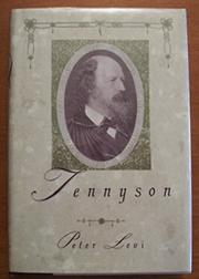 TENNYSON by Peter Levi