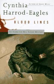 BLOOD LINES by Cynthia Harrod-Eagles