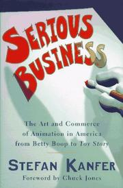 Book Cover for SERIOUS BUSINESS