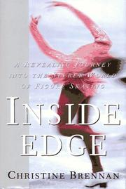 INSIDE EDGE by Christine Brennan