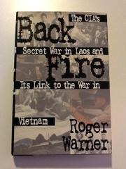 BACK FIRE by Roger Warner