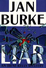 LIAR by Jan Burke