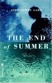 THE END OF SUMMER by John Lowry Lamb
