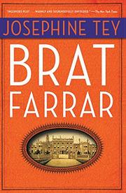 Book Cover for BRAT FARRAR