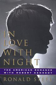 IN LOVE WITH NIGHT by Ronald Steel