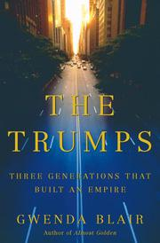 THE TRUMPS by Gwenda Blair