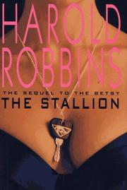 THE STALLION by Harold Robbins