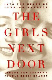 THE GIRLS NEXT DOOR by Lindsy Van Gelder