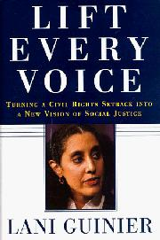 LIFT EVERY VOICE by Lani Guinier
