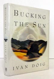 Cover art for BUCKING THE SUN