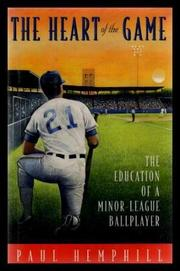THE HEART OF THE GAME by Paul Hemphill