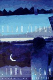 Cover art for SOLAR STORMS