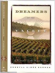 DREAMERS OF THE VALLEY OF PLENTY by Cheryll Aimeé Barron