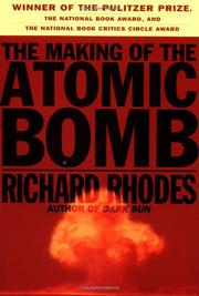 Book Cover for THE MAKING OF THE ATOMIC BOMB