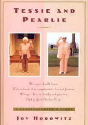 TESSIE AND PEARLIE by Joy Horowitz