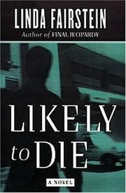 LIKELY TO DIE by Linda Fairstein