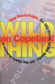 WILD THING by Ian Copeland