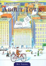 ABOUT TOWN by Ben Yagoda
