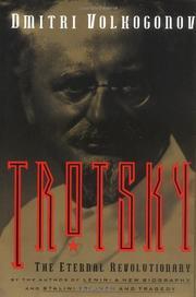 TROTSKY by Dmitri Volkogonov