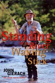 Cover art for STANDING IN A RIVER WAVING A STICK