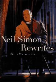 REWRITES by Neil Simon