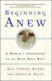 BEGINNING ANEW by Gail Twersky Reimer