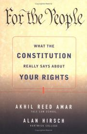 FOR THE PEOPLE by Akhil Reed Amar