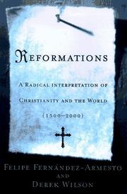 REFORMATIONS by Felipe Fernández-Armesto