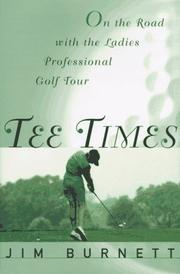 TEE TIMES by Jim Burnett
