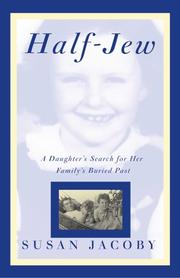 HALF-JEW by Susan Jacoby