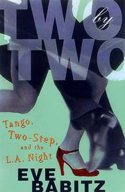 TWO BY TWO by Eve Babitz