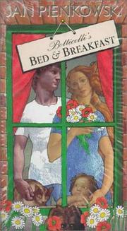 BOTTICELLI'S BED & BREAKFAST by Jan Pienkowski