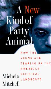 A NEW KIND OF PARTY ANIMAL by Michele Mitchell