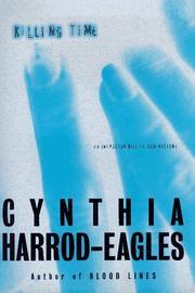 KILLING TIME by Cynthia Harrod-Eagles