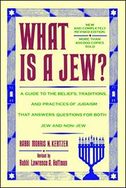 WHAT IS A JEW? by Rabbi Morris Kertzer
