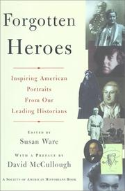 FORGOTTEN HEROES by Susan Ware
