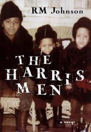 THE HARRIS MEN by RM Johnson