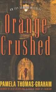 ORANGE CRUSHED by Pamela Thomas-Graham