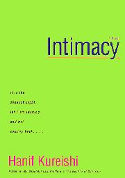 INTIMACY by Hanif Kureishi