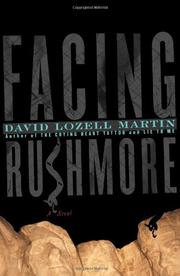 FACING RUSHMORE by David Martin