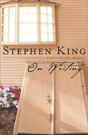 Cover art for ON WRITING