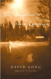 THE DAUGHTERS OF SIMON LAMOREAUX by David Long