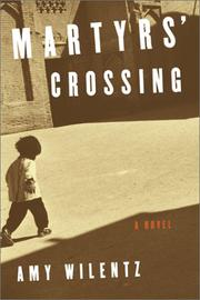 Book Cover for MARTYRS' CROSSING