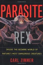 PARASITE REX by Carl Zimmer